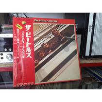 The Beatles 1962-1966 Lp Vinilo Japones Obi