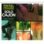 Rafael Santa Cruz Solo Cajón (cd Sellado Arturo Zambo Cavero