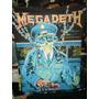 Megadeth (exelente Polo Cobertura Total)