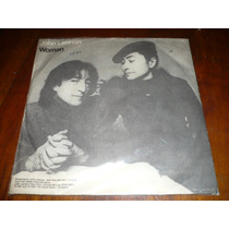 John Lennon Woman 1981 Ind Peruana Yoko Ono Beatles