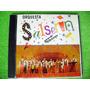 Cd Orq.salserin Album Debut 1993 Servando Y Florentino Salsa