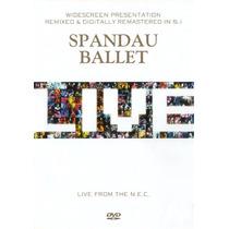 Dvd Original Spandau Ballet Live From The N.e.c. True 1986