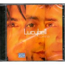 Lucybell Lúmina (cd Sellado) La Ley Prisioneros Soda Stereo