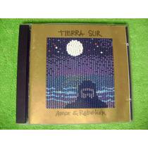 Cd Tierra Sur Amor & Rebelion Peru Reggae1994 Pochi Marambio