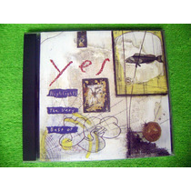 Cd The Very Best Of Yes Pink Floyd,asia,rick,foreigner,queen