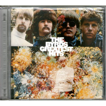 The Byrds Greatest Hits (cd Sellado Usa Bob Dylan Neil Young