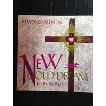 Lp Simple Minds/ New Gold Dream/ A&m 1982 Usa