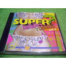 Cd Super Bailables Y Calientes 2 Natusha Patricio G&s Thalia