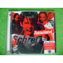 Cd Tokio Hotel Schrei + Info Multimedia Cancionero Y Fotos