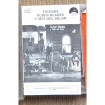 Ruben Blades Y Seis Del Solar, Cassette , Cinta Audio