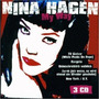 Cd Original Nina Hagen My Way New York Smack Jack African Re