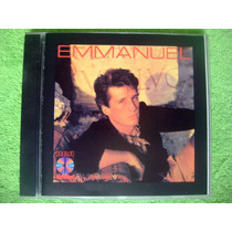 Cd Emmanuel Pobre Diablo Edic.americana Rca1984 Divo Español