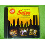 Cd 16th Festival De Salsa En New York 1991 Oscar,niche,combo