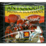 Música Boliviana (cd Sellado Kjarkas Savia Andina Proyección