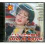 Las Mejores Sayas De Bolivia(cd Sellado Kjarkas Savia Andina