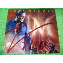 Eam Cd Luis Miguel En Vivo Edicion Europea 2000 New Sellado