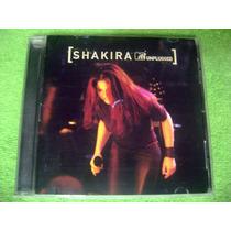 Eam Cd Shakira Mtv Unplugged N Vivo Edicion Peru 2000 Soraya