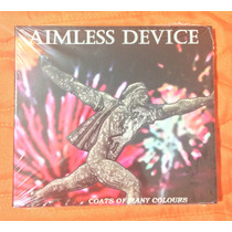 Aimless Device Coats Of Many Colours - Cd - New Wave 80