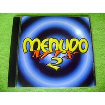 Cd Menudo Mix 2 1998 Mdo Ricky Martin Xavier Magneto Rbd Ov7