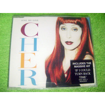 Cd Single Cher One By One 3 Tracks 1996 Madonna Britney Rbd