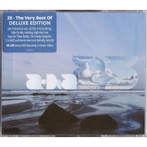 Cd Original The Very Best Of A-ha 25 Deluxe Edition Dvd 2010