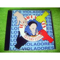 Cd Los Violadores Grandes Exitos 1992 Soda Virus Git Abuelos