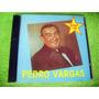 Eam Cd Pedro Vargas 10 Exitos Originales 1988 Boleros Solis