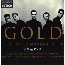 Cd Original Dvd The Best Of Spandau Ballet Gold Communicatio