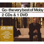 Moby - Go - The Very Best Of Box 2cd + Dvd