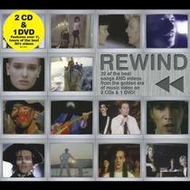 Cd Original Dvd Rewind The Best In Music & Video Hardcastle