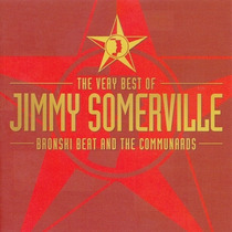 Cd Original The Very Best Of Jimmy Sommerville Bronski Beat