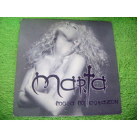 Cd Single Marta Sanchez Moja Mi Corazon 2007 1 Track Ole Ole