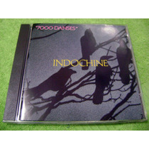 Cd Indochine 7000 Danses1987 Edicion Alemana The Cure Smiths