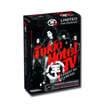 Tokio Hotel Fan Pack 2 Dvd Caught On Camera Deluxe + 1 Polo