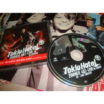 Tokio Hotel Cd Zimer 483 Live Importado De Alemania