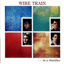 Cd Original Wire Train In A Chamber Between Two Words I Will