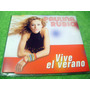 Eam Cd Single Paulina Rubio Vive El Verano + Love Me Forever