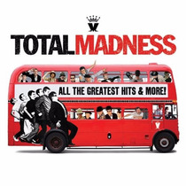 Cd Original Dvd Total Madness All The Greatest Hits & More