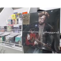 Eric Clapton Unplugged (2lp Vinilo Sellado Elton John Lennon