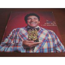 Pedro Miguel Y Sus Maracaibos Lo Fuerte Lp Salsa Peru