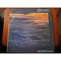 Santana Moonflower Lp Vinilo Edicion Peruana Buen Estado