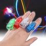 Anillos Led De Luces Para Fiestas Electronicas, Infantiles