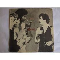 Santana Inner Secrets Lp Vinilo Edicion Peruana Buen Estado