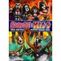 Dvd De Kiss & Scooby Doo Original Nuevo Y Sellado
