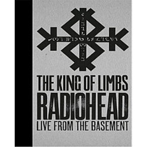 Radiohead - Live From The Basement Dvd Book