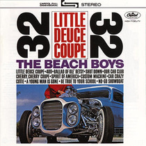 The Beach Boys - Little Deuce Coupe/all Summer Long