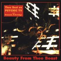Cd Original Thee Best Ov Psychic Tv And Genesis P.orridge