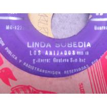 Los Ahijados Linda Sobedia 45rpm Son Guaracha Raro De Peru