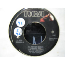 Disco 45 Bruce Hornsby & The Range The Way It Is