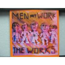Cd Ment At Work The Works Recopilatorio Australiano